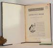 La Littérature murale. Essai sur les Affiches littéraires en France.. [AFFICHE] FUSTIER (Gustave).