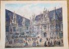 Palace of Justice - Rouen.. CONEY (John).
