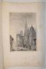 Abside de la Cathédrale. Rouen.. [ROUEN] FRAGONARD (Alexandre-Evariste).