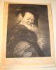 Portrait de Démocrite.. [COYPEL] HOTIN (Auguste-Emmanuel).