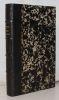 Chimie appliquée à la physiologie végétale et à l'agriculture. Deuxième édition considérablement augmentée.. LIEBIG (Justus).