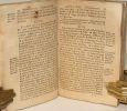 Ordonnance du Roy Louis XIII, Roy de France & de Navarre, sur les plaintes & doléances faites par les Députez des Estats de son Royaume, convoquez & ...