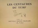 Les Centaures du Turf.. BIB & ROLAND.