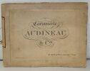 Carosserie Audineau & Cie. 41-43 Rue Ybry -Neuilly sur Seine.. [AUDINEAU].