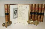 Histoire naturelle de Buffon, mis en ordre d'après le plan tracé par lui-même, et dans laquelle on a conservé religieusement le texte de l'auteur.. ...