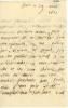 2 L.A.S., Paris 29 août et 28 octobre 1821, à monsieur Lefort, éditeur de la galerie historique.. BOISSY D'ANGLAS François-Antoine de (1756-1826), ...