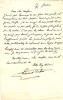 L.A.S., 12 janvier 1860, à un confrère.. LAURENT-PICHAT Léon (1823-1886), écrivain et homme politique français, sénateur de la 3e République.