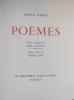 Poèmes.. [CIRY] - JAMMES (Francis)