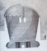 Mario Botta, projet pour une église à Mogno. Progetto per una chiesa.. [BOTTA] - PETIT (Jean)