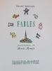 Fables.. [MONIER (Henri)] - FRANC-NOHAIN