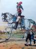 Les garnisons d'Alsace au 19e siècle.. KIEFFER (Fritz) dir.
