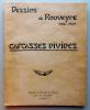 Carcasses divines. Dessins de Rouveyre 1906-1907.. ROUVEYRES (André)