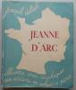 Jeanne d'Arc.. DELTEIL (Joseph)