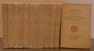 Mémoires de J. Casanova de Seingalt écrits par lui-même.. CASANOVA (Giovanni Girolamo)