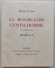 Oeuvres diverses. [Tartuffe - Le bourgeois gentilhomme - Les femmes savantes - L'avare - Le malade imaginaire - L'école des femmes - Le misanthrope - ...