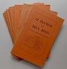 Le Flaneur des Deux Rives. Bulletin d'études apollinariennes n° 1 - n°7-8.. [APOLLINAIRE] - COLLECTIF
