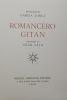 Romancero gitan.. GARCIA LORCA (Federico)