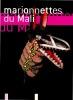 MARIONNETTES DU MALI. Masques et marionnettes du Théâtre Sogobo.. GROUX (Réginald).