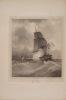 LA SIRENE, FREGATE FRANCAISE. LETANNEUR, PINXIT. BONNEMAISON DIR. DEROY, DEL.. TANNEUR (D'APRES PHILIPPE. 1795-1878) ET DEROY (ISIDORE-LAURENT. ...