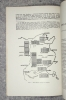 TAPIS TUNISIENS. III. TISSUS DECORES DE GAFSA ET IMITATIONS. 68 PLANCHES. 24 FIGURES.. POINSSOT LOUIS (1879-1967) ET REVAULT J.