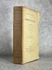 PRINCIPES FONDAMENTAUX DE LA SCIENCE FORESTIERE. PAR M. HENRI COTTA, CONSEILLER SUPERIEUR DES FORETS EN SAXE.DEUXIEME EDITION CORRIGEE, PUBLIEE PAR ...