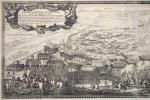 CONFLICTUS INTER SVECOS ET LITHUANOS DIMIDIO AB URBE SANDOMIRIA. 25 MARTY ANNO 1656.. DAHLBERG ERIK JÔNSSON (1625-1703).