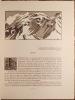 CEUX DE L'ALPE. TYPES ET COUTUMES. DESSINS ORIGINAUX DE TH.-J. DELAYE. PARIS. HORIZONS DE FRANCE. (1937).. CHOLLIER ANTOINE.