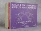 ARMES A FEU FRANCAISES. MODELES REGLEMENTAIRES. . BOUDRIOT JEAN.