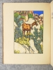 LA CHEVRE D'OR. FRONTISPICE ET LETTRES ORNEES DE DAVID DELLEPIANE. MARSEILLE. LES BIBLIOPHILES DE PROVENCE. 1931.. ARENE PAUL. (1843-1896).