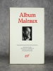 ALBUM MALRAUX. ICONOGRAPHIE CHOISIE ET COMMENTEE PAR JEAN LESCURE. . BERANGER (PIERRE-JEAN DE. 1780-1857).