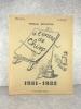 A L'ENCRE DE CHINE. 1931-1932.  . BEAUFILS WILLIAM (1899-1996).