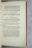 L'ART DE CONDUIRE ET DE REGLER LES PENDULES ET LES MONTRES, A L'USAGE DE CEUX QUI N'ONT AUCUNE CONNOISSANCE D'HORLOGERIE. PAR M. FERDINAND BERTHOUD, ...