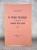 LE PROBLEME THERAPEUTIQUE POSE PAR L'ASSOCIATION FIBROME-GROSSESS E.. FLAUD LEON (DOCTEUR).