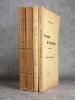 LE PASSE DU PYRENEISME. NOTES D'UN BIBLIOPHILE. . BERALDI HENRI. (1849-1931).