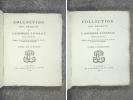 - COLLECTION DES DECRETS DE L'ASSEMBLEE NATIONALE CONSTITUANTE, REDIGEE, SUIVANT L'ORDRE DES MATIERES, PAR M. ARNOULT, MEMBRE DE CETTE ASSEMBLEE. - ...