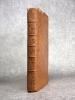 RECUEIL DES FACETIES PARISIENNES POUR LES SIX PREMIERS MOIS DE L'AN 1760. . VOLTAIRE. (FRANCOIS-MARIE AROUET, DIT. 1694-1778). MORELLET (ABBE ANDRE. ...