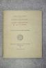 CONSERVATOIRE NATIONAL DES ARTS ET METIERS. CATALOGUE DES OBJETS EXPOSES. EXPOSITION UNIVERSELLE ET INTERNATIONALE DE BRUXELLES. 1935.. (HORLOGERIE).
