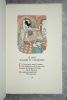 FLORILEGE DE LA POESIE AMOUREUSE DU XII° AU XVIII° SIECLE. ILLUSTRATIONS DE SYLVAIN SAUVAGE. I. MOYEN AGE ET RENAISSANCE. II. AGE CLASSIQUE.. BERRY ...