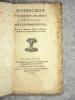 INSTRUCTION THEOLOGIQUE, POLITIQUE ET MORALE, SUR L'EXCOMMUNICATION, PAR JEAN-BERTRAND BONIN-FERRAN, FONCTIONNAIRE PUBLIC DU DIOCESE DE TOULOUSE.. ...