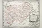 DES KÔNIGREICH ENGLAND WESTLICHER THEIL, ODER HEREFORDSHIRE, WORCESTERSHIRE, WARWICKSHIRE, NORTHAMPTONSHIRE, RUTLANDSHIRE, LEICESTERSHIRE, ...