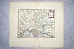 TAURICA CHERSONESUS NOSTRA AETATE PRZECOPSCA ET GAZARA DICITUR.. MERCATOR GERARD (1512-1594).