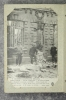 GUERRE EUROPEENNE 1914-1915. REIMS BOMBARDE. . JAOUEN (PHOTOGRAPHE-EDITEUR).