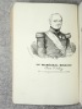 BIOGRAPHIE DU MARECHAL BUGEAUD, DUC D'ISLY.. BUGEAUD THOMAS ROBERT (1784-1849).