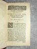 IO. BARCLAII ARGENIS. EDITIO NOVISSIMA. CUM CLAVE, HOC EST : NOMINUM PROPRIORUM ELUCIDATIONE HACTENUS NONDUM EDITA.  . BARCLAY (JEAN. 1582-1621).