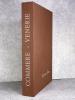VENERIE. PREFACE DU DUC DE BRISSAC. LITHOGRAPHIES DE JEAN COMMERE. . LA VARENDE. (JEAN MALLARD, VICOMTE DE. 1887-1959).