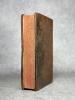 HYPOLITE COMTE DE DUGLAS.  HISTOIRE ANGLOISE. DERNIERE EDITION.. AULNOY. (MARIE-CATHERINE D'. 1651-1705).