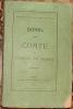 COMTE ET COMTES DE RODEZ.. BONAL ANTOINE (1548-1627).