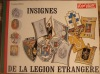INSIGNES DE LA LEGION ETRANGERE.. MALCROS CHRISTIAN.