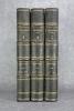 HISTOIRE DE HUIT ANS. 1840-1848. PAR M. ELIAS REGNAULT, FAISANT SUITE A L'HISTOIRE DE DIX ANS, 1830-1840, PAR M. LOUIS BLANC, ET COMPLETANT LE REGNE ...