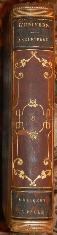 ANGLETERRE, ECOSSE ET IRLANDE. TOME QUATRIEME. . GALIBERT LEON (1810-1888) ET PELLE CONSTANT.